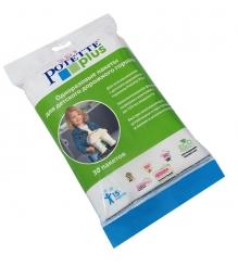 Дополнительные впитывающие пакеты Potette Plus 30 шт 2733