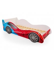 Кровать машина Пятая точка Спайдер мен