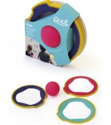 Набор для игр Quut Ringo кольца с мячиком 170419