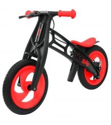 Велобалансир беговел Hobby bike RT FLY В черная оса Plastic шины волна...