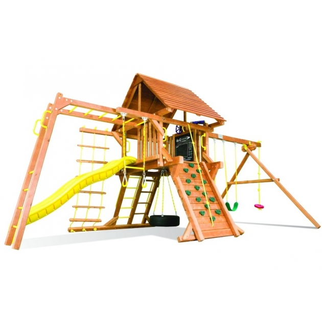 Детский городок Rainbow Play Systems carnaval castle iii