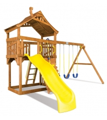 Детский городок Rainbow Play Systems carnival cottage ii