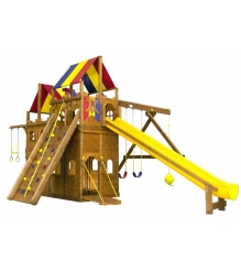 Детский городок Rainbow Play Systems imaginary play king kong clubhouse...