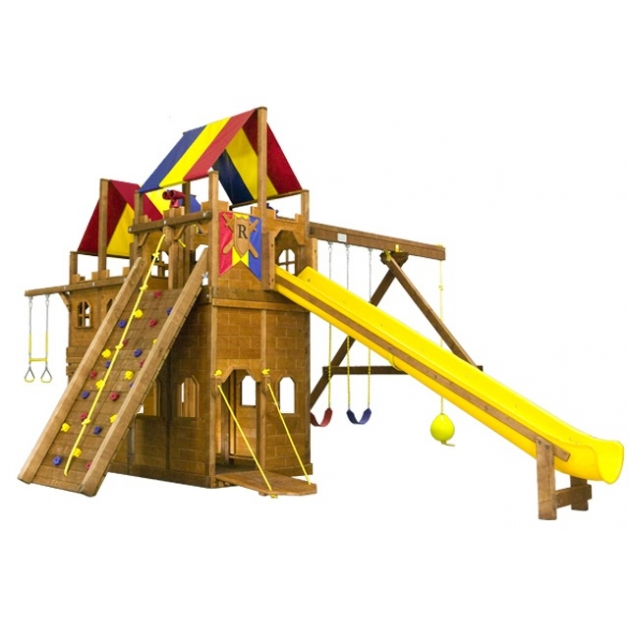 Детский городок Rainbow Play Systems imaginary play king kong clubhouse