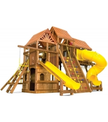 Детский городок Rainbow Play Systems king kong clubhouse pkg v