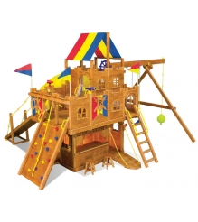 Детский городок Rainbow Play Systems king kong kingdom ii
