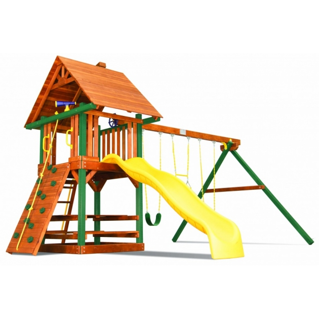 Детский городок Rainbow Play Systems pel clubhouse ii