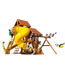Детский городок Rainbow Play Systems sunshine castle pkg v wr deluxe