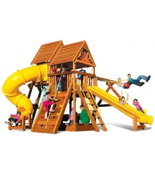 Детский городок Rainbow Play Systems sunshine clubhouse pkg v wr deluxe
