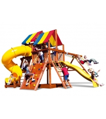 Детский городок Rainbow Play Systems sunshine clubhouse