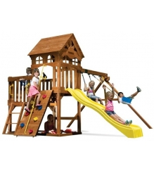 Детский городок Rainbow Play Systems super funhouse