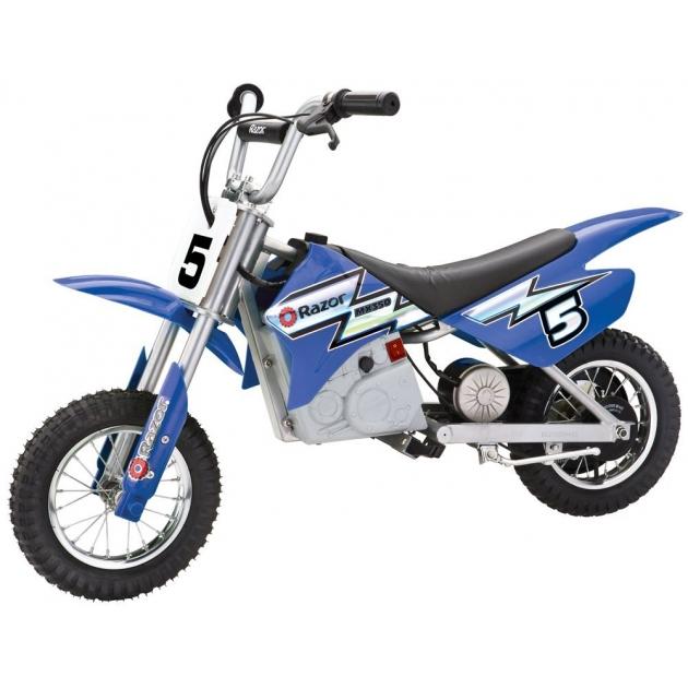 Электромобиль мотоцикл Razor Dirt Rocket MX 15128040