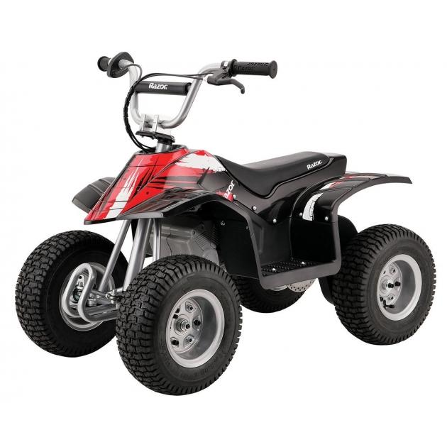 Электромобиль квадроцикл Razor Dirt Quad 030801