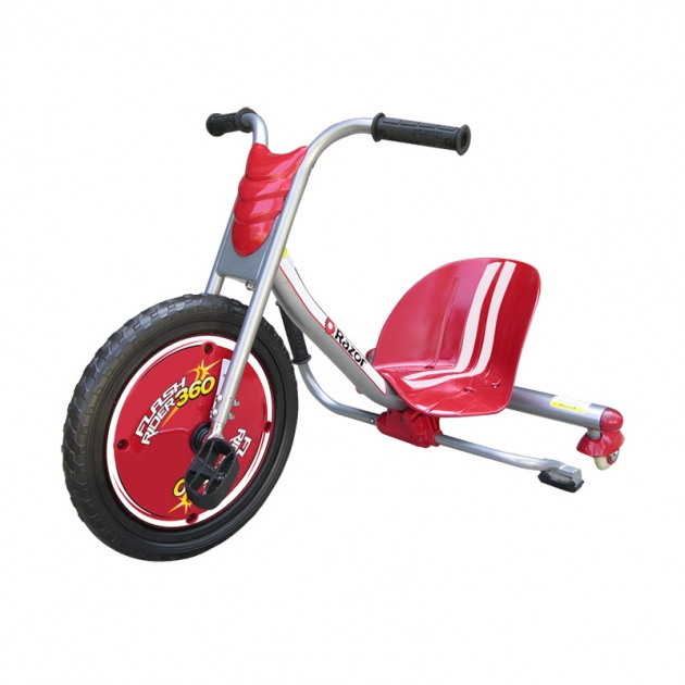 Трехколесный детский велосипед Razor Flash Rider 360 20073358