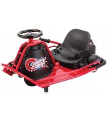 Электромобиль Razor Crazy Cart 25143499 красный