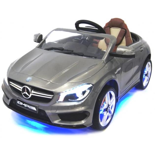 Электромобиль Mercedes Benz CLA45 A777AA с дистанционным управлением Rivertoys