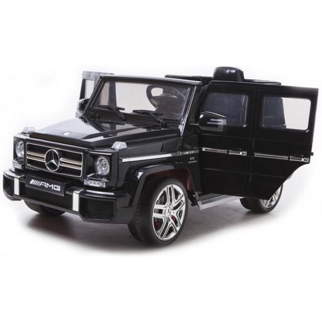 Электромобиль Mercedes Benz G63 с дистанционным управлением Rivertoys