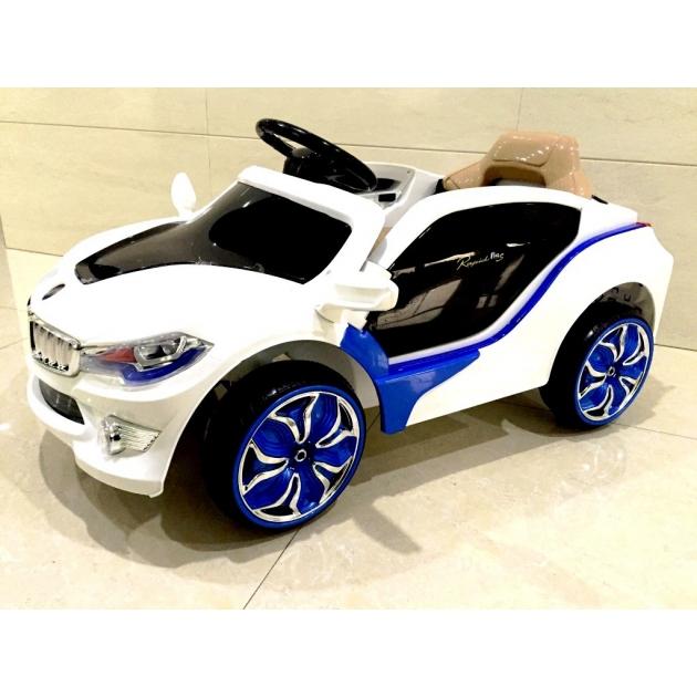Электромобиль BMW белый O002OO-WHITE