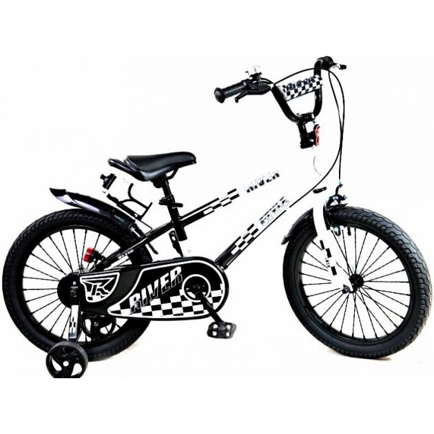 Детский двухколесный велосипед Rivertoys RiverBike F-14 (от 3 до 5 лет)