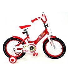 Детский двухколесный велосипед Rivertoys RiverBike M-14 (от 3 до 5 лет)...