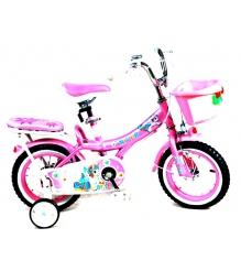 Детский двухколесный велосипед Rivertoys RiverBike S-14 (от 3 до 5 лет)...