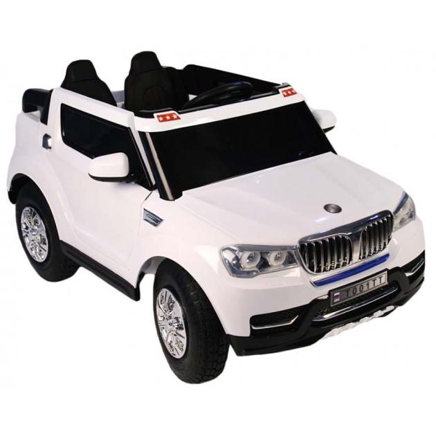Электромобиль BMW T001TT с дистанционным управлением Rivertoys