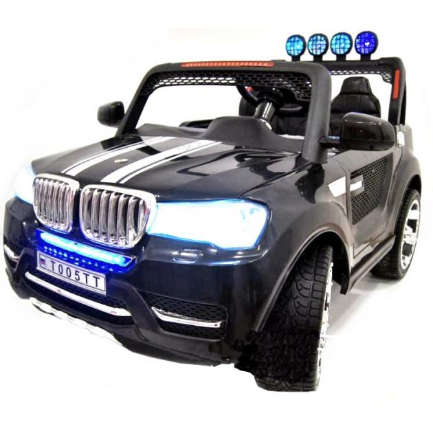 Электромобиль BMW T005TT с дистанционным управлением Rivertoys