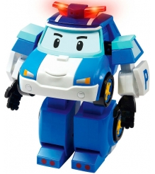 Робот-трансформер Поли на радиоуправлении (31 см) 83090 Робокар Поли...