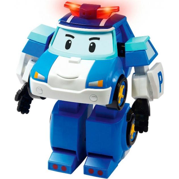 Робот-трансформер Поли на радиоуправлении (31 см) 83090 Робокар Поли