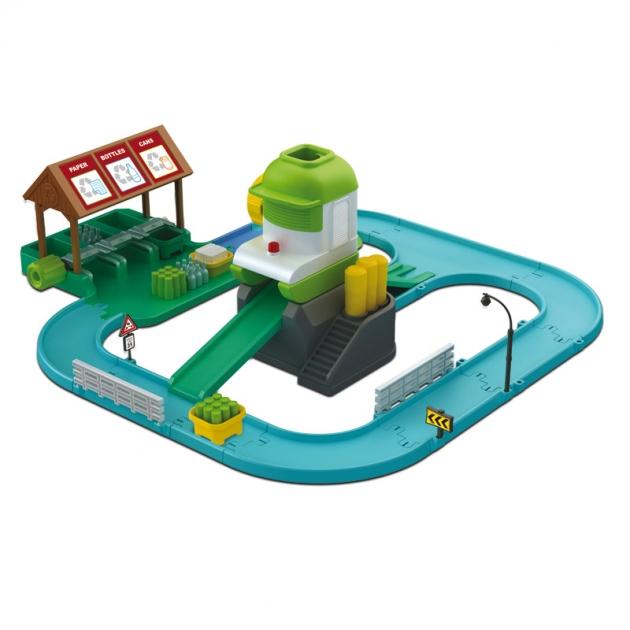 Перерабатывающая станция (Клини 6см в комплекте) 83155 Робокар Поли