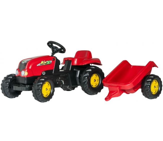 Детский трактор Smoby, FALK, Rolly Toys купить в интернет.
