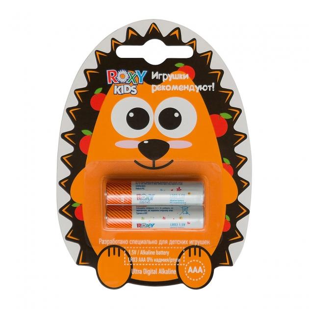 Батарейка Roxy тип ААА 1 5В 2 шт R-LR03-2