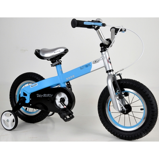 Двухколесный велосипед Royal Baby Alloy Buttons Diy 3-5 лет RB12-16