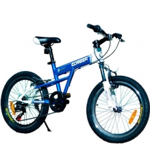 Двухколесный велосипед Royal Baby Climber Alloy Alu от 5 до 9 лет RB20B-1095...