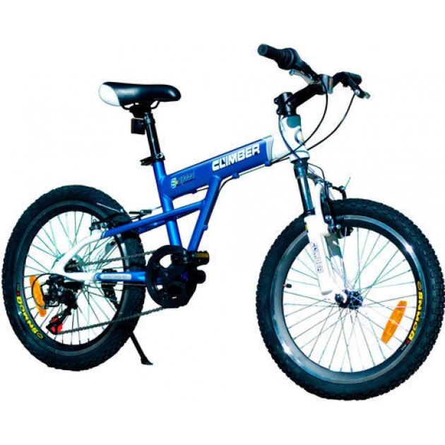 Двухколесный велосипед Royal Baby Climber Alloy Alu от 5 до 9 лет RB20B-1095