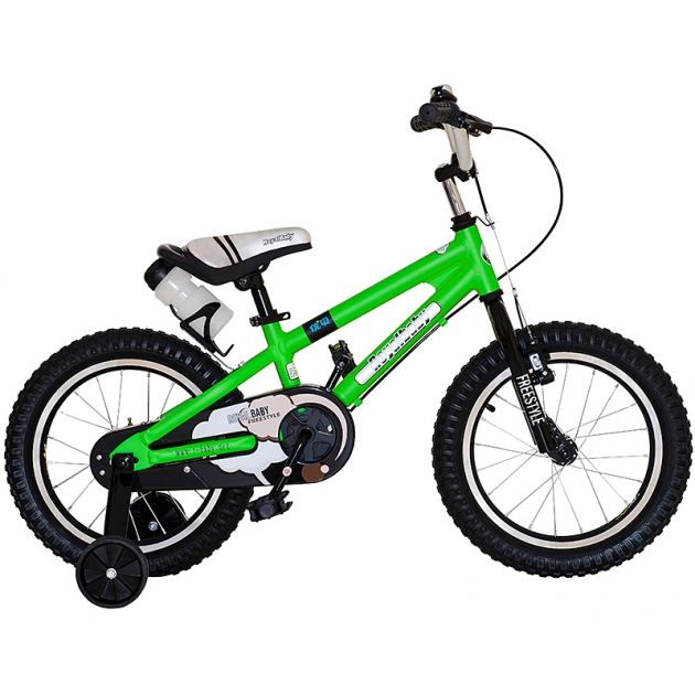 Двухколесный велосипед Royal Baby Freestyle Alloy 2-5 года RB12B-7