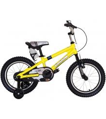 Двухколесный велосипед Royal Baby Freestyle Alloy 4-8 лет RB16B-7...