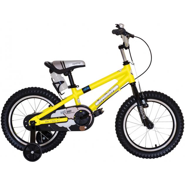 Двухколесный велосипед Royal Baby Freestyle Alloy 4-8 лет RB16B-7