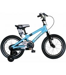 Двухколесный велосипед Royal Baby Freestyle Alloy 5-9 лет RB18B-7...