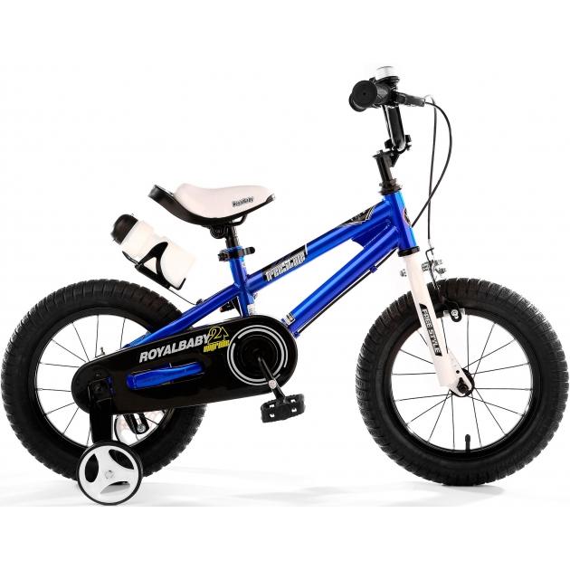 Двухколесный велосипед Royal Baby Freestyle Steel 3-6 лет RB14B-6