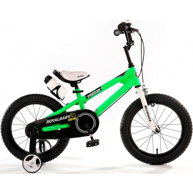 Двухколесный велосипед Royal Baby Freestyle Steel 5-9 лет RB18B-6