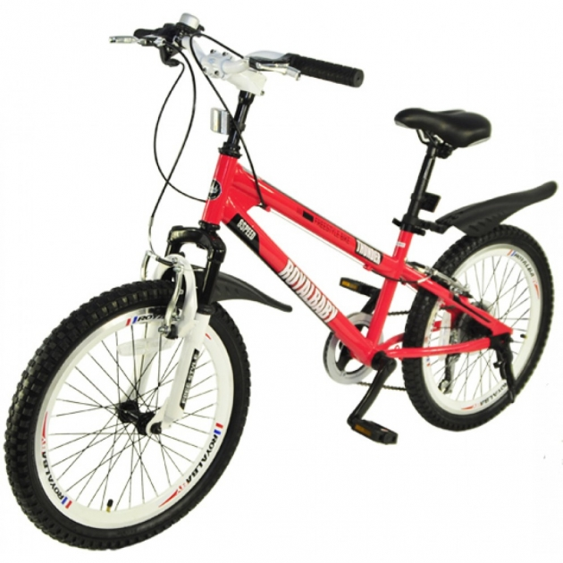 Двухколесный велосипед Royal Baby Freestyle Bike 6 Speed Steel RB20B-6S