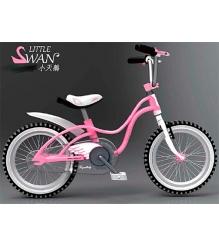 Двухколесный велосипед Royal Baby Little Swan Steel 4-6 лет RB16-18...