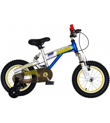 Двухколесный велосипед Royal Baby Robocop 2-4 года RB12B-8...