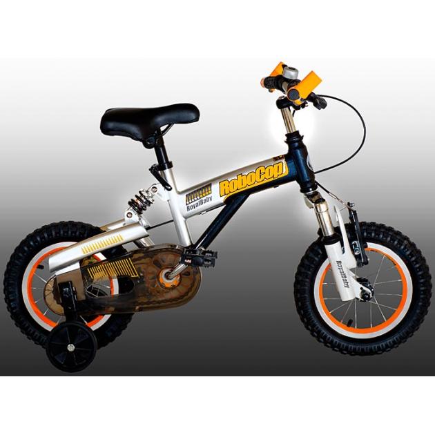Двухколесный велосипед Royal Baby Robocop 3-5 лет RB14B-8