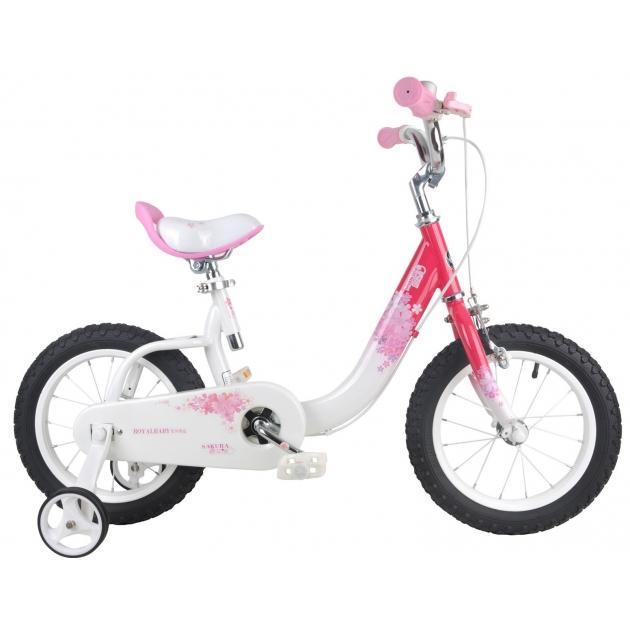 Двухколесный велосипед Royal Baby Sakura Steel 5-9 лет 18