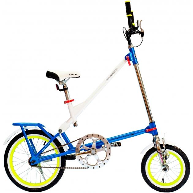 Двухколесный велосипед Royal baby Smart Angle RBD-10 складной