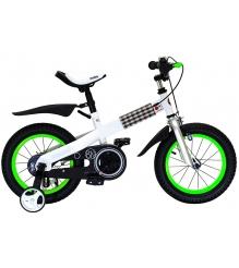 Двухколесный велосипед Royal Baby Buttons Steel 2-4 года RB12-15...
