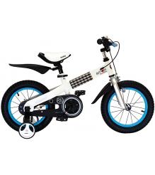 Двухколесный велосипед Royal Baby Buttons Steel 3-5 лет RB14-15...