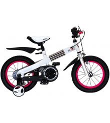 Двухколесный велосипед Royal Baby Buttons Steel 4-6 лет RB16-15...